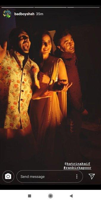 Bollywood Tadka, katrina and ranbir