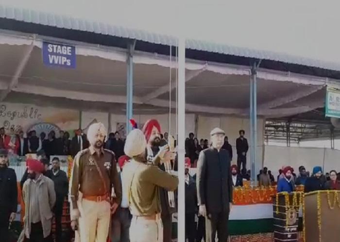 PunjabKesari, republic day celebrated in different parts of punjab