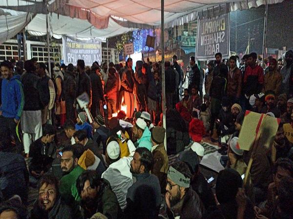 PunjabKesari, Madhya Pradesh, Bhopal, CAA, NRC, Shaheen Bagh, New Delhi, Protest