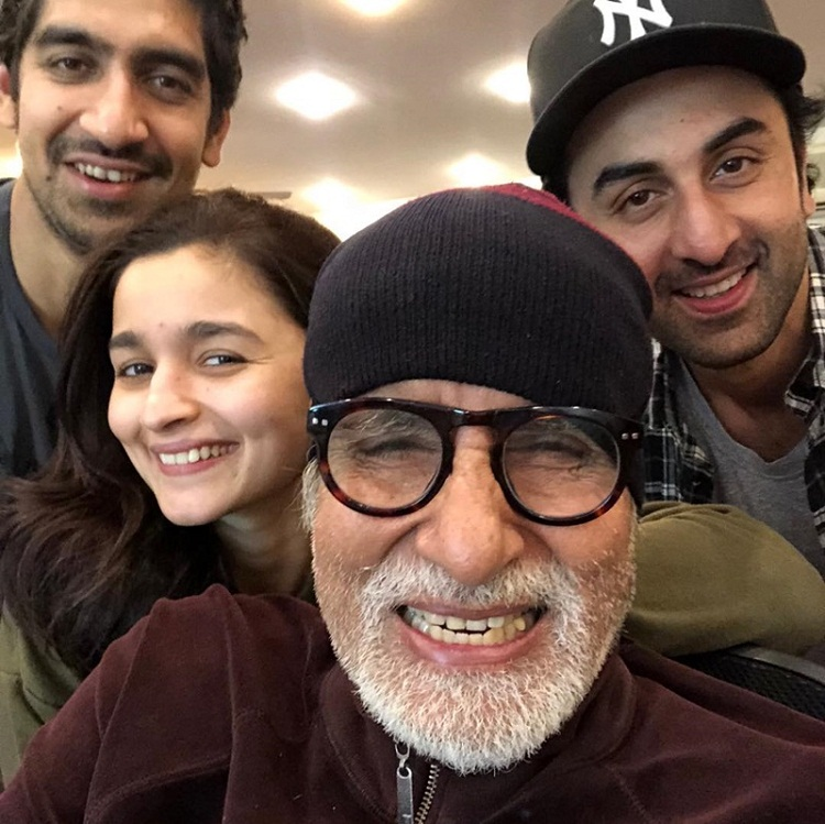 Bollywood Tadka, ranbir and alia