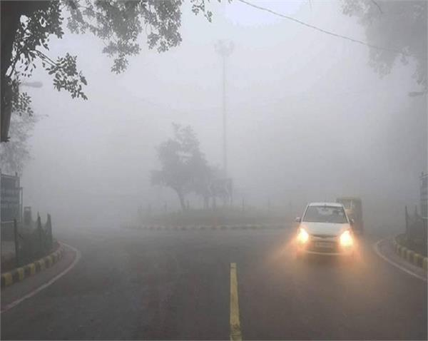 betul and pachmarhi recorded a minimum temperature of 1 0 degree