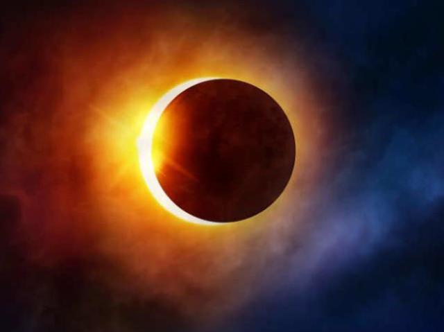PunjabKesari, Dharam, Surya Eclipse, Surya eclipse of year 2019, Surya eclipse of year 2019 in India, सूर्य ग्रहण, सूर्य ग्रहण 2019, Timing of Surya eclipse, Sutak Starts Timing, वलयाकार सूर्य ग्रहण