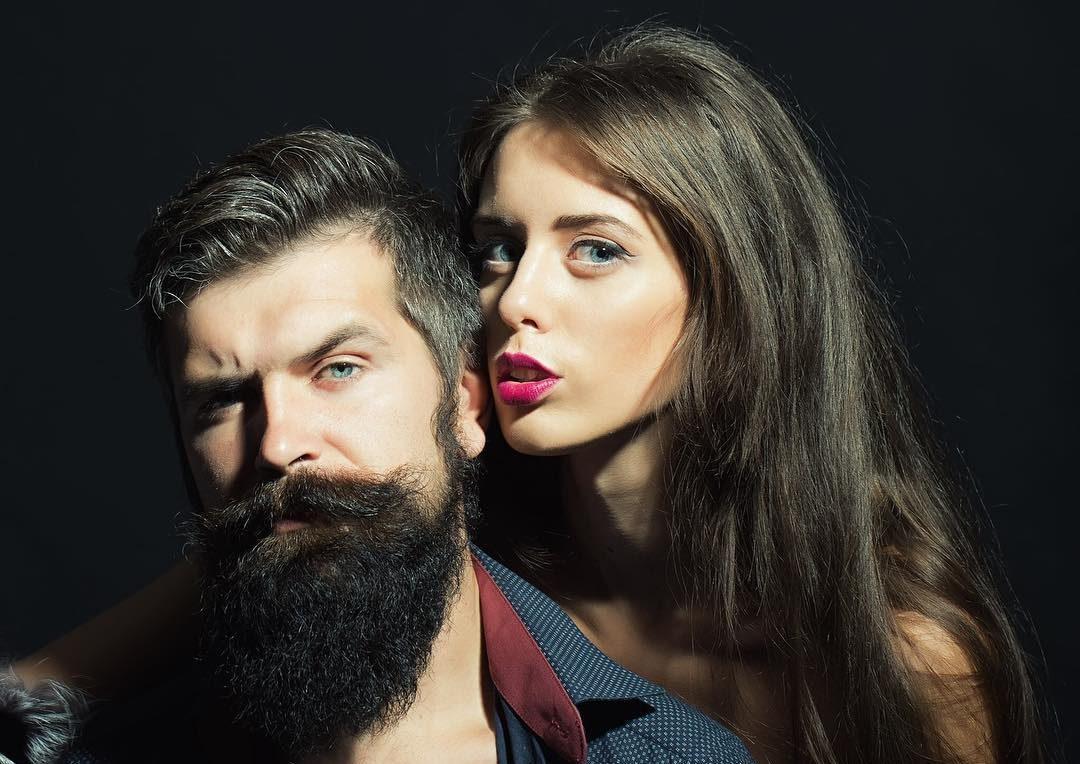 PunjabKesari, Girl with beard boy