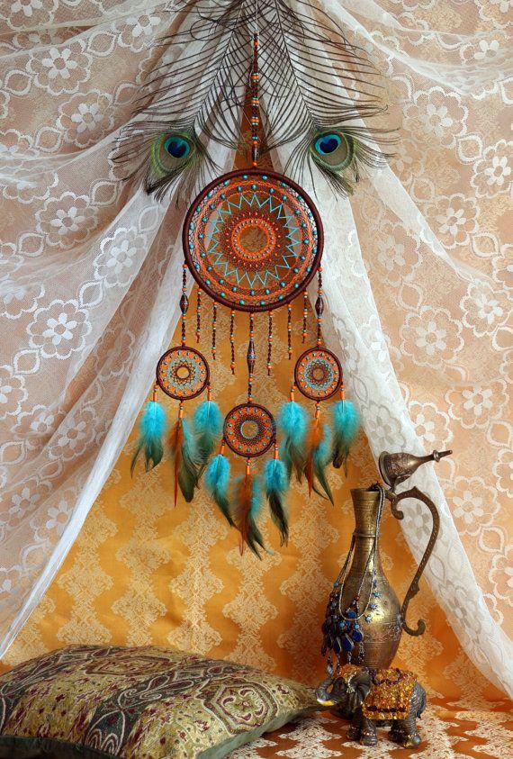 PunjabKesari, Nari, DIY Dream catcher Image, interior decoration