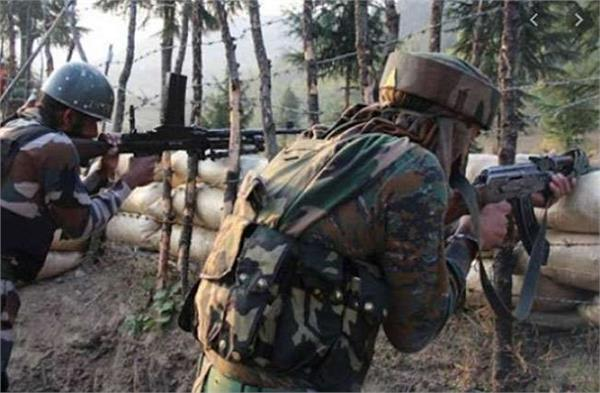 attempt to infiltrate the indo pak border failed bsf fired and fired