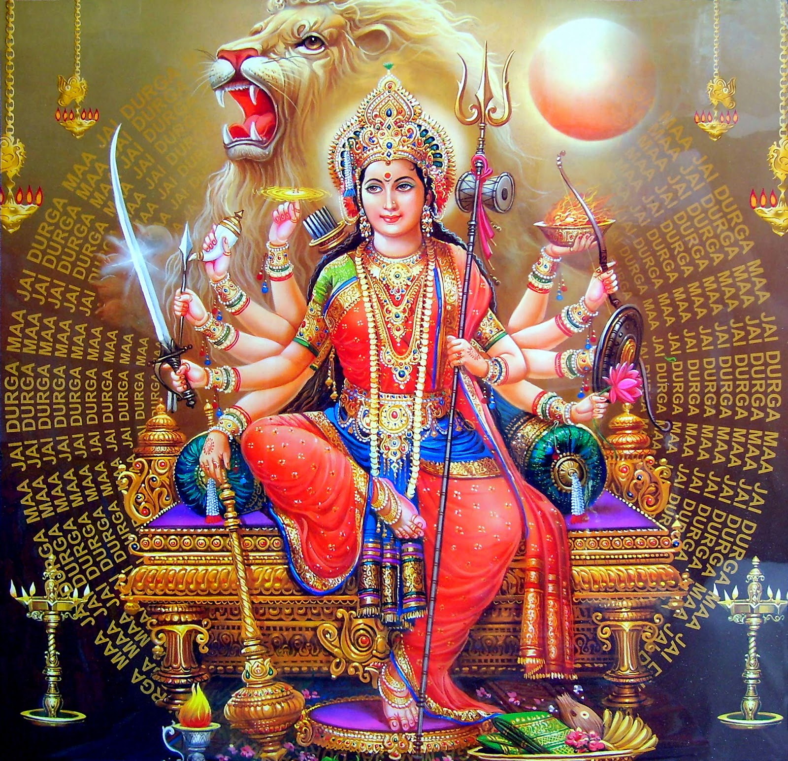 PunjabKesari, Dussehra 2020, Devi Aparajita, Dussehra 2020 Devi Aparajita, Devi Aparajita Worship, Devi Aparajita Worship Vidhi in hindi, Devi Aparajita Worship Vidhi, Pujan Vidhi Of Jaya Vijaya, Mantra Bhajan Aarti, Vedic Mantra in Hindi, Hindi Fast And Festival
