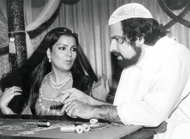 Bollywood Tadka, Zeenat Aman Images