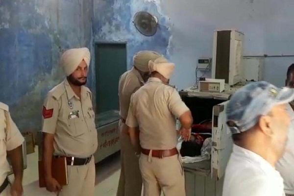PunjabKesari, Murder Case