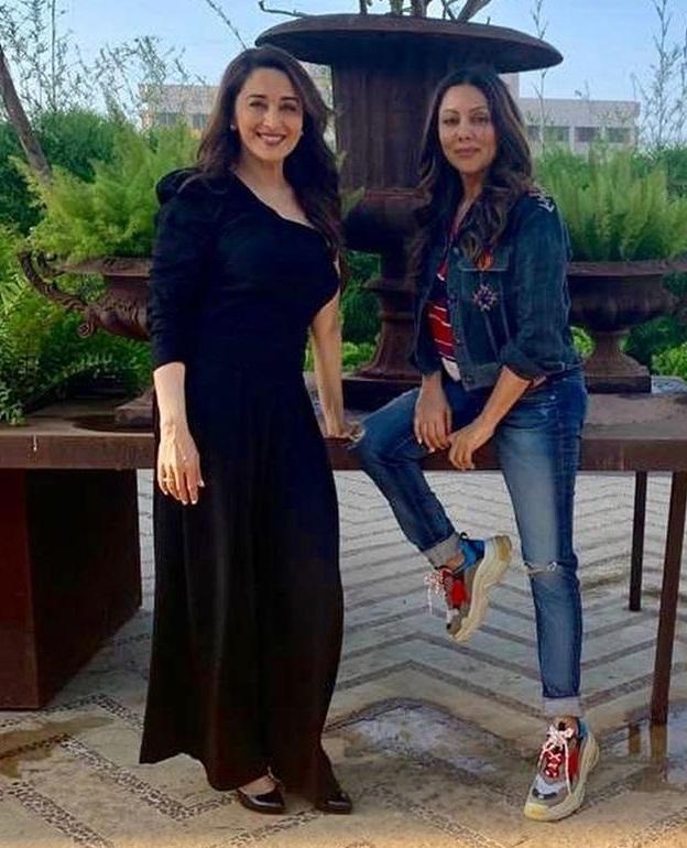 Bollywood Tadka,गौरी खान इमेज, गौरी खान फोटो,गौरी खान पिक्चर, माधुरी दीक्षित इमेज, माधुरी दीक्षित फोटो, माधुरी दीक्षित पिक्चर