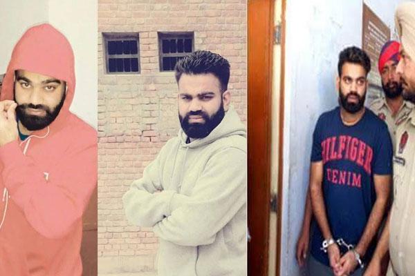 gangster jaggu bhagwanpuria run his rule in punjab from jail