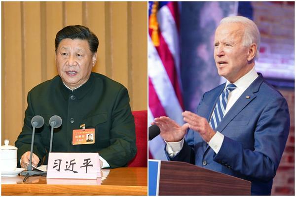 biden denies china s xi turned down meeting offer