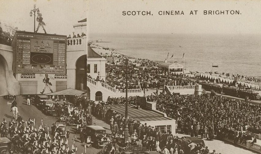 Sports Diary: When the crowd gathered for the cricket scoreboard on the beach
