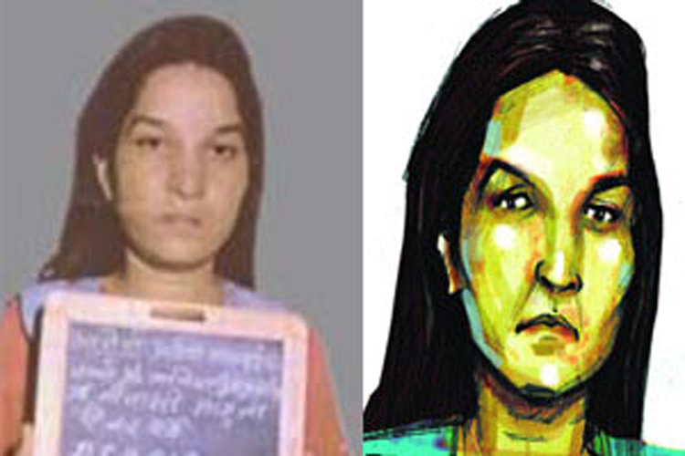 PunjabKesari,Female Gangsters,Nari