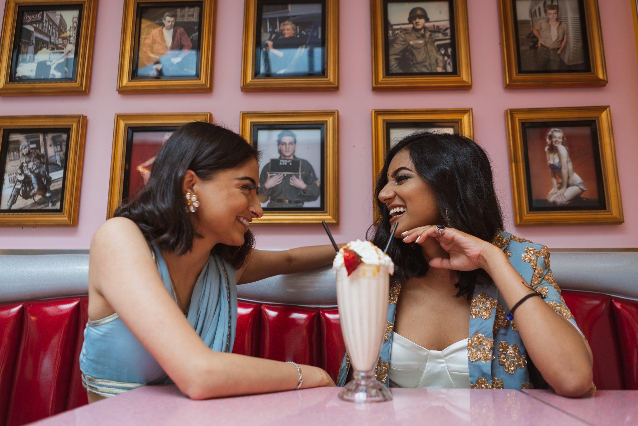 PunjabKesari,Lesbian,Sundas Malik,Anjali Chakra,Nari