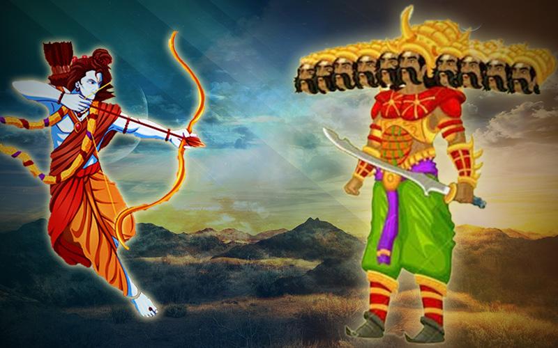 PunjabKesari, Ravana, Story of Ravana birth, Ravana birth due to curse