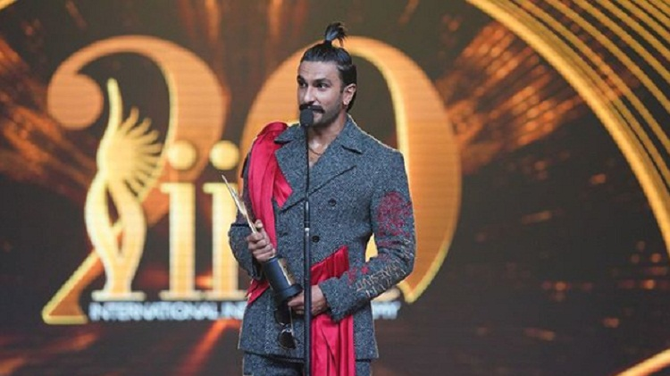 Bollywood Tadka, Ranveer IIFA Award