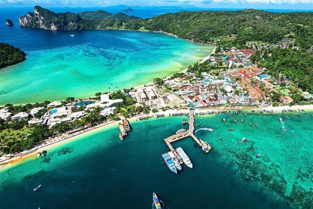 PunjabKesari, thailand phi phi island