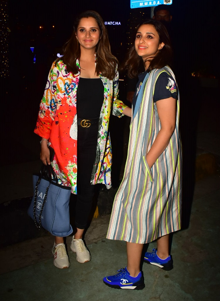 Bollywood Tadka,parineeti chopra image, parineeti chopraphoto, parineeti chopra picture, sania mirza image,sania mirza photos,sania mirza pictures,