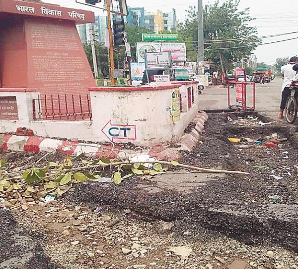 PunjabKesari, smart city projects stuck in jalandhar