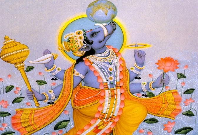 PunjabKesari Varaha Jayanti