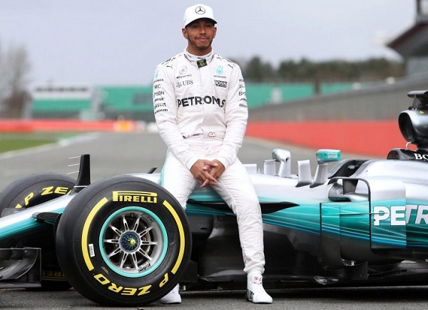 Lewis Hamilton F1 Champion
