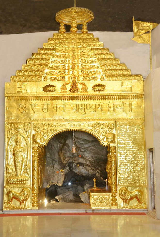 PunjabKesari, Vaishno Devi Vaishno Devi Golden natural cave, Vaishno Devi Yatra, Trikuta mata, त्रिकुटा माता