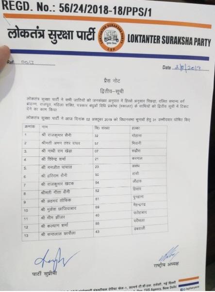 PunjabKesari, party