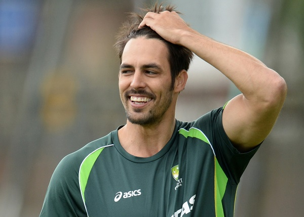 Mitchell Johnson image