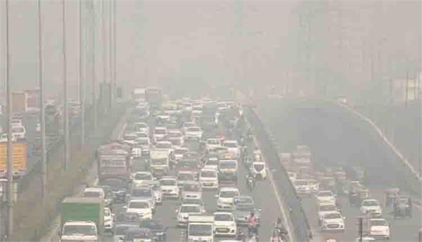 pollution risk rising among corona