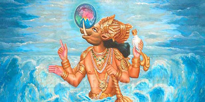 PunjabKesari,  Lord Varaha, Varaha Jayanti, वराह जयंती, वराह भगवान, वराह मंत्र, Worship of lord Varaha, mantra bhajan aarti