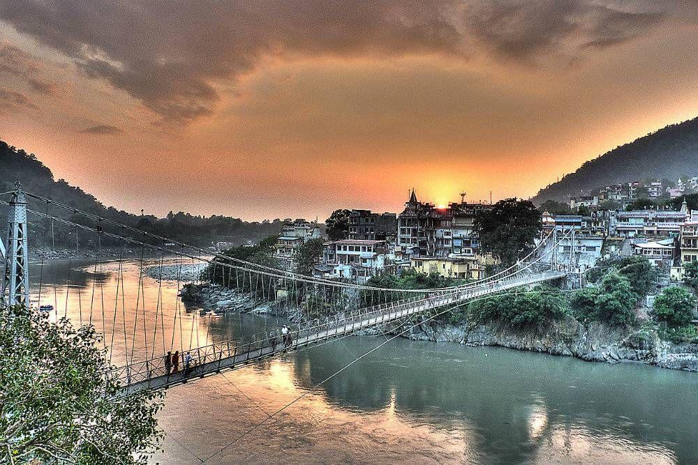 PunjabKesari, Nari, Ram Jhula, Travel Place Image