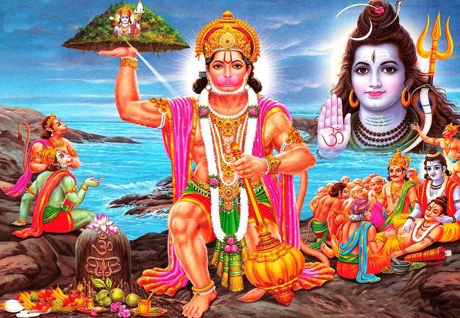PunjabKesari, Hanuman Image, हनुमान जी, Lord Hanuman, Bajrangbali