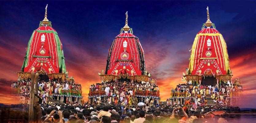PunjabKesari, kundli tv, Lord Jagannath image, Jagannath rath yatra image