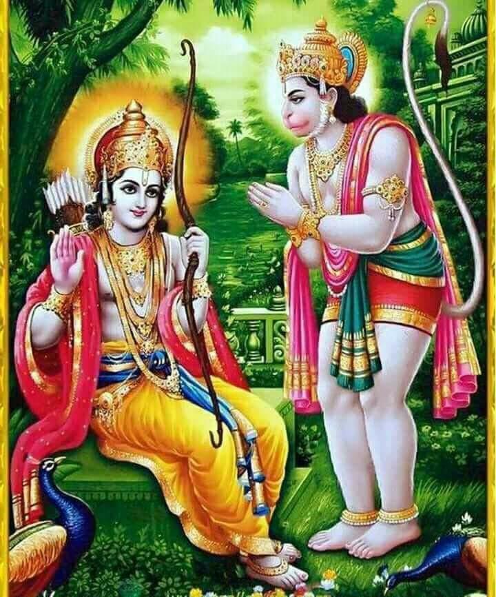 PunjabKesari,  Ram Navami, Ram Navami 2019, Lord Hanuman, Lord Sri Ram