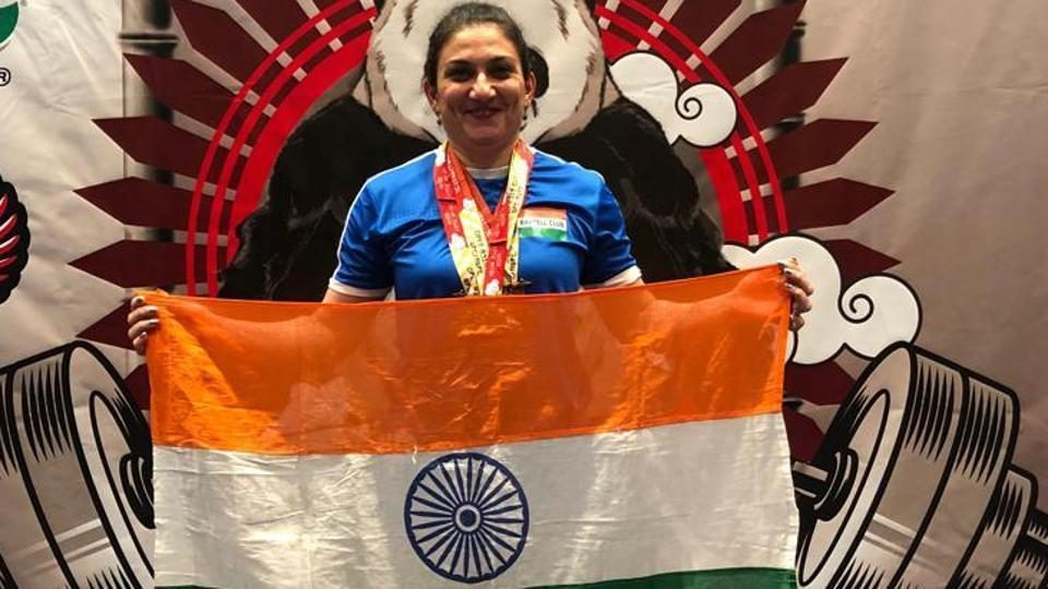 PunjabKesari, Bhavna Tokekar,Powerlifting , women achievers, Nari