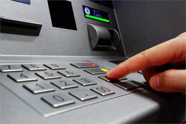 andhra bank branch s atm targeted thieves blow up 32 lakh