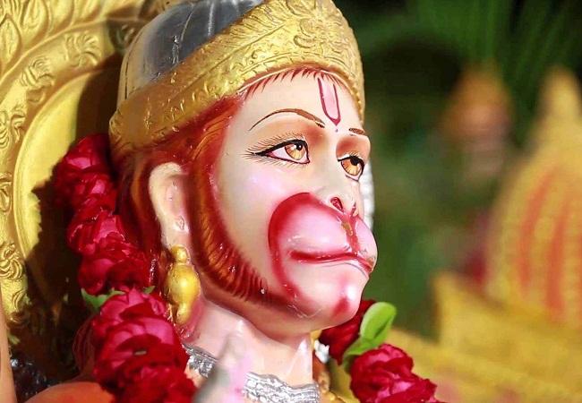 PunjabKesari, हनुमान जी, Lord Hanuman, Bajrangbali