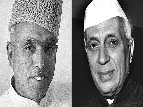 PunjabKesari, Vasundhara Raje scindia, BJP, Article 370, Article 35 a, Shekh Abdulla, Jammu Kashmir, Jawahar lal Nehru, Congress, Bhopal News, Madhya Pradesh News