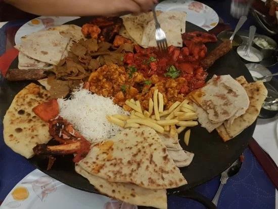 PunjabKesari, ahmedabad Bhukkad Gali Image, Famous Food Street Image
