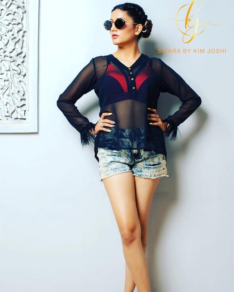 PunjabKesari,Sapna Choudhary  images, Sapna Choudhary photo,Sapna Choudhary picture,
