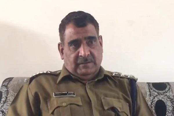 PunjabKesari, Nabaliga, Gangrepe, Police, Complaint