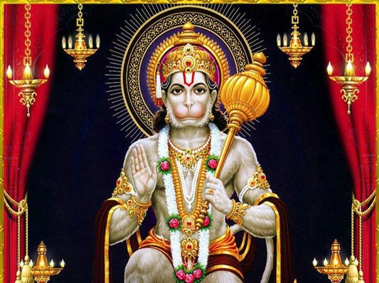 PunjabKesari, Hanuman Mantra, हनुमान जी, हनुमान मंत्र, बजरंगबली