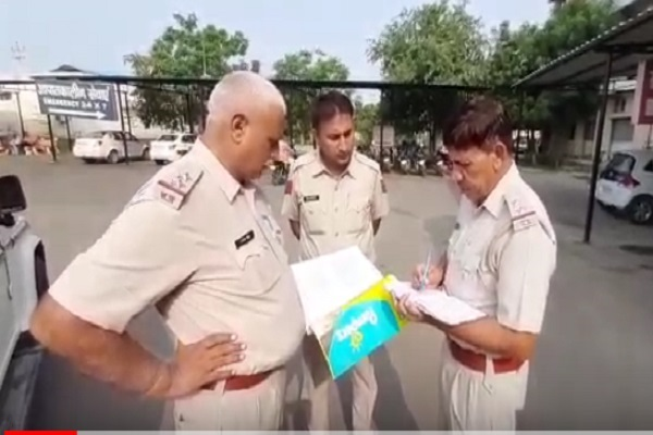 PunjabKesari, Police, crime, Drink, Alchohol