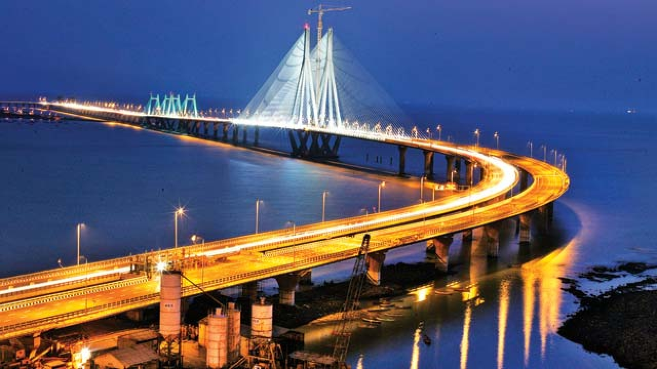 PunjabKesari, Nari, Bandra-Worli Sea Link, Travel Place Image