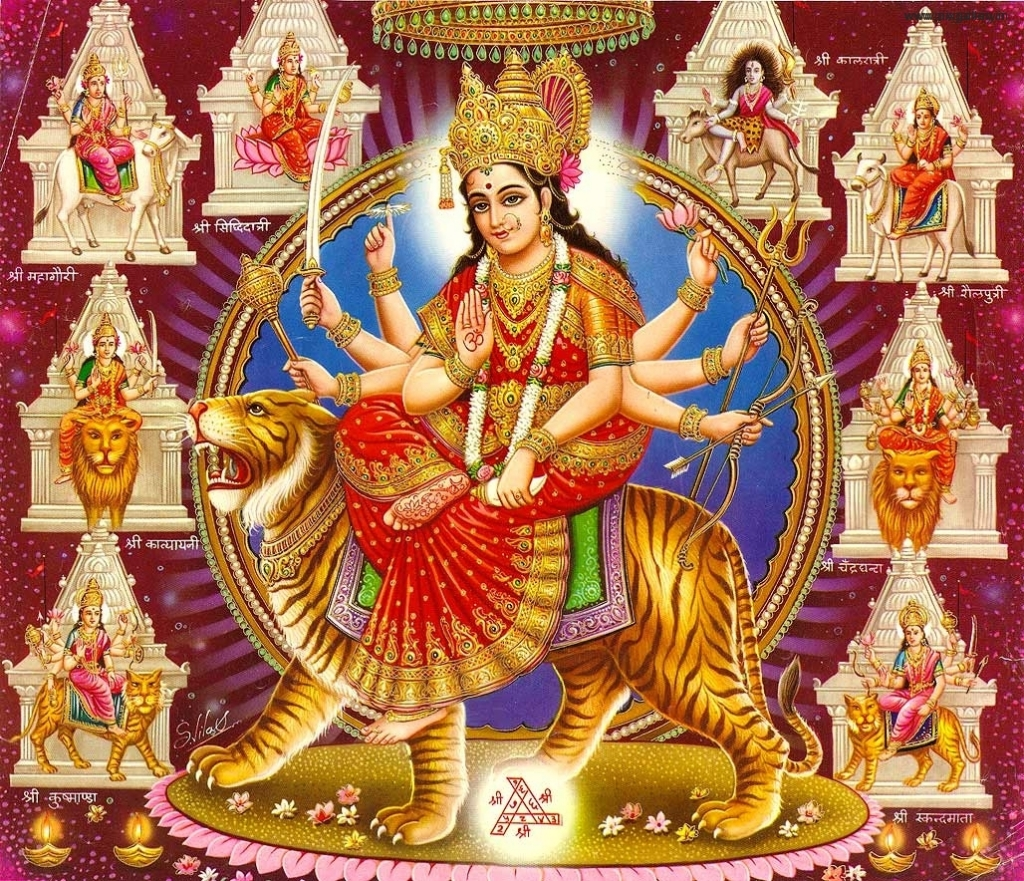 PunjabKesari, Shardiya Navratri 2020, Navratri 2020 Dates, Navratri 2020, शारदीय नवरात्रि, शारदीय नवरात्रि 2020, Devi Durga, Goddess Durga, Hindu Vrat or Tyohar, Fast and Festival, Hindu Religion