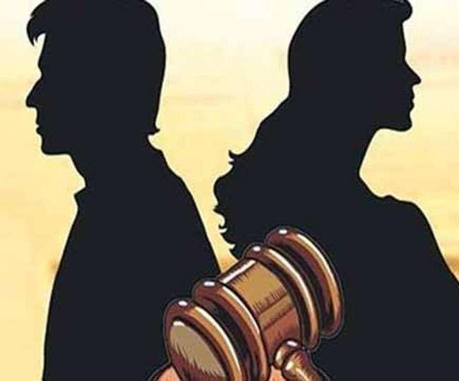PunjabKesari Married couple and Divorce