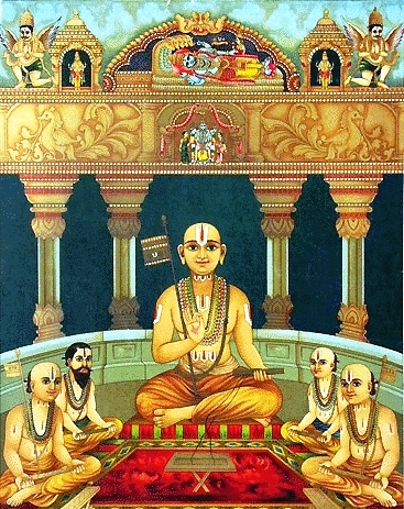 PunjabKesari, kundli tv, Ramanujacharya image