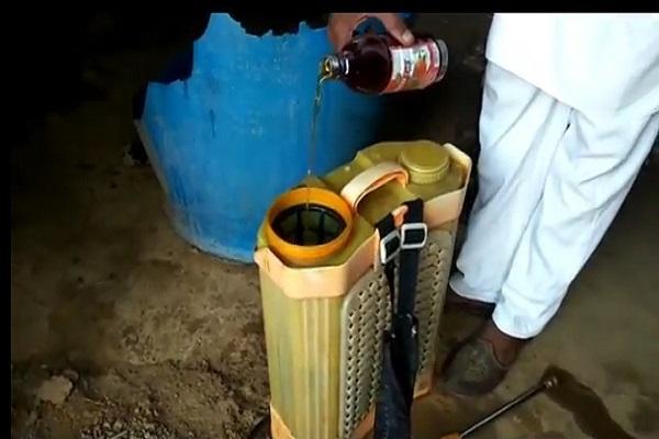 PunjabKesari, Alcohol, farmer, Crop, Village