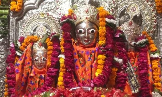 Navratri: 51 शक्तिपीठों में से एक है मां ललिता देवी मंदिर, यहीं गिरा था मां  सती का हस्तांगुल... पांडवों ने किया था विश्राम - navratri maa lalita devi  temple is one of