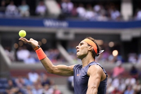 Sports news, Tennis news hindi, Rafael Nadal, ATP Finals Tournament, due to injury, Out